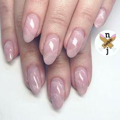 Dusty rose quartz nails for me nails, rose nails ve quartz n Rose Quartz Nails, Rose Nails, Pink Nails, My Nails, Mode Inspiration, Nails Inspiration, Fabulous Nails, Wedding Nails, Pretty Nails