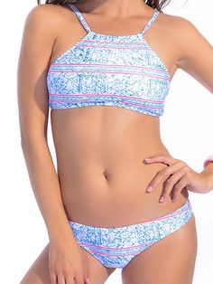 3501a88902 Wireless Bandage Bikini Set Swimsuit in 2019