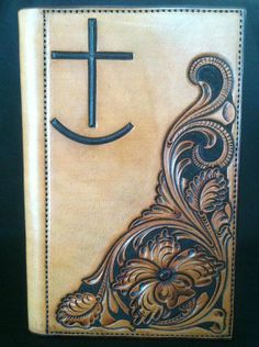 Will Boedeker Custom Leather | Portfolio & Bible Cover Gallery