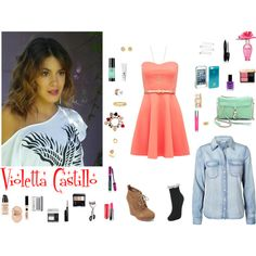 1000 Images About Violetta On Pinterest