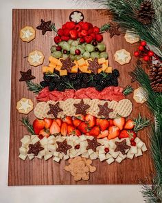 LovebyLove Cheese Boards AZ (@lovebylovecheeseboards) posted on Instagram • Dec 17, 2020 at 2:28pm UTC Grazing Tables, Fruit Displays, Cheese Boards, Christmas Brunch, Charcuterie, Brunch Recipes, Appetizers, Make It Yourself, Canning