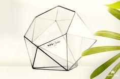 Wabi-Sabi Ateliê | Wabi-Sabi Ateliê | Novo Terrário Diamante Pedra Pura ▽ www.wabisabiatelie.com: