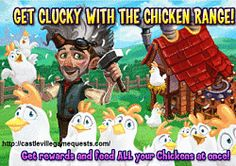 Castleville Game Giovanni The Completely Dimensional Chicken Range Quests Guide