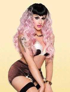 Laila McQueen RuPaul's Drag Race Season 8 Drag Queen