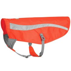 RUFFWEAR Track Jacket Reflective Jacket for Dogs Blaze Orange Small/Medium >>> Learn more by visiting the image link-affiliate link. Wolf, Dog Chew Toys, Dog Activities, Waterproof Fabric, Jackets Online, Your Dog, Blazer, Medium, Track