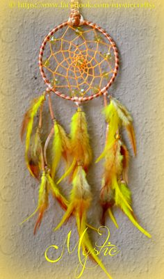 Dreamcatcher by Mystic (Anusha Bhadauria) Contact us to place an order ~ +91 909…