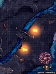 A catalog for user created maps and links to maps by other artists suitable for use in any D&D campaign, adventure, or encounter. Fantasy City, Fantasy Map, Pathfinder Maps, Rpg Map, Map Layout, Map Pictures, Dungeon Maps, D&d Dungeons And Dragons, Tabletop Rpg