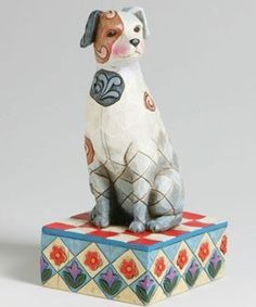Jim Shore - Reminds me of my dog - I want!