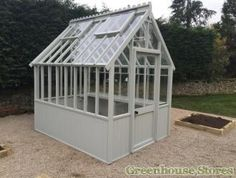 Cotswold Victorian 6x6 Wooden Greenhouse with FREE UK INSTALLATION, click the link to see the FULL RANGE today: https://www.greenhousestores.co.uk/Cotswold-Wooden-Greenhouses/
