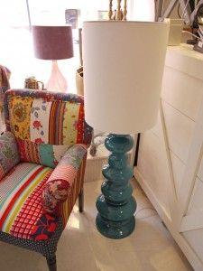 HK_living lamppu Plaid, Decor, Lamp, Sweet Home, Chair, Lamp Shade, Home Decor, Plaid Chair, Color