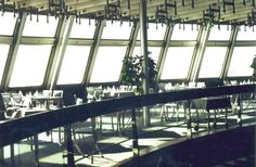 Hotel Ještěd Interior, 1994 photo by sludgebulper