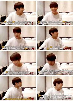 Why is Jungkook like this?
