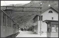 Flåmsbana, The Flaam Railway, Lokalhistorie, Aurland Norway, Exotic, World, Outdoor, Culture, Viajes, The World, Outdoors, Outdoor Games