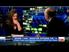 Shark Tank's Kevin O'Leary: 'The Wealth in America Doesn't Come from Government'..(CNN anchor praises Obumer. He's been in charge for 5 years, things are getting worse, but it is not his fault it is everyone else's fault)