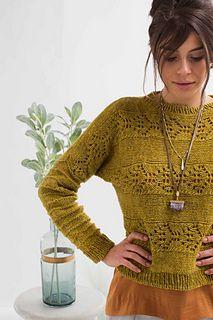 Ravelry: Moonflower Dolman pattern by Kiri FitzGerald