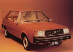 Volvo 343 (1976)