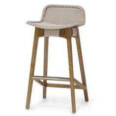 Palecek Avila Outdoor Stool | Bar & Counter Stools | Dining Room | Furniture | Candelabra, Inc.