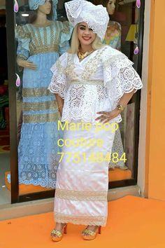Mode Senegalaise, Femme Senegalaise, Robe En Pagne Africain, Robe  Africaine, Tenues De
