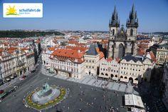 Klassenfahrten nach Prag www.schulfahrt.de #Prag #Schulfahrt