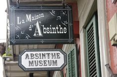 Discover The Absinthe Museum in New Orleans, Louisiana: Introducing the Green Fairy to her fawning masses. New Orleans Vacation, Visit New Orleans, New Orleans Art, New Orleans Homes, New Orleans Travel, New Orleans Louisiana, Mexico Travel, Louisiana Gumbo, Absinthe