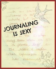 A post taken from an old journal from 2008 ---- BEING