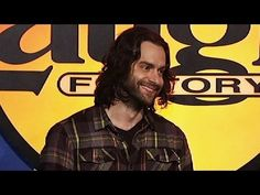 One of my favorite comedians at the moment, Chris D'Elia, jokes about gangsters and their laughs