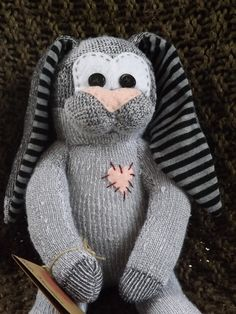Chiki Monkeys are hand stitched and custom made. Perfect for that distinct gift for any child or the child at heart.... Each animal is made with tender loving care and attention to detail, creating a personality all on their own. Meet your new Chiki Monkey today