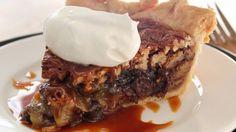 Rich Chocolate Pecan Pie Recipe - Emeril Lagasse | Recipe - ABC News