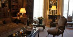 Coco Chanel's Living Room Tour  | Homesessive.com