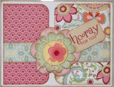 by Joanne Walton.... Chantilly card