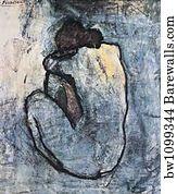 Check out the huge savings on New Amanti Art Blue Nude Wall Art Satin Black at LampsUSA! Kunst Picasso, Pablo Picasso Drawings, Art Picasso, Picasso Blue, Picasso Paintings, Pablo Picasso Zeichnungen, Kunst Online, Art En Ligne, Buy Art Online