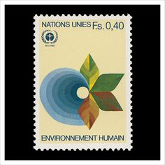 United Nations Postage Stamps – Part 3