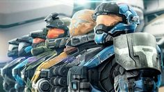 These legendary Spartans made the ultimate sacrifice. Relive the events before Halo Halo reach will be added to the master chief collection. Unsc Halo, John 117, Halo Armor, Halo Reach Armor, Halo Mega Bloks, Halo Spartan, Halo Master Chief, Halo Series, Halo Game