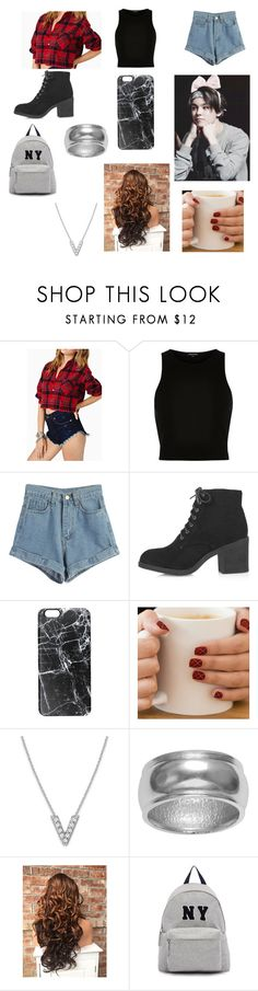 """Mr. Headphones Vernon..."" by singerforlyfe ❤ liked on Polyvore featuring River Island, WithChic, Topshop, Casetify, KC Designs, Joshua's, women's clothing, women's fashion, women and female"