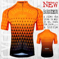 Baroudeur: a cyclist who likes to mix it up, push the pace, go meet the man with the hammer.) A vintage inspired Cycling jersey. Cycling Workout, Cycling Gear, Cycling Jerseys, Cycling Outfit, Road Cycling, Road Bike, Bike Wear, Harley Davidson Touring, Tights Outfit