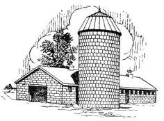Barn And Silo 2 295x218