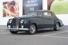 Rolls-Royce - Silver Cloud