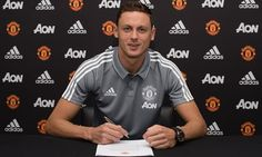Manchester United have completed the purchase of Nemanja Matic from Chelsea on a three-year deal with an option to extend for a further year.  José Mourinho expressed his delight at signing the midfelder by telling Uniteds website: Nemanja is a Manchester United player and a José Mourinho player. He represents everything we want in a footballer; loyalty consistency ambition team player.  I would like to thank him for his desire to join us because without that it would be impossible to have…