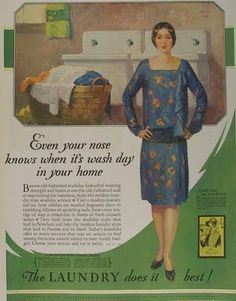 1920s style dress high street laundromat