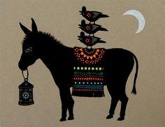 Angie Pickman — Night Riders  (720x558)