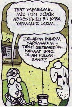 Karikatür ~ kanaat boku :)