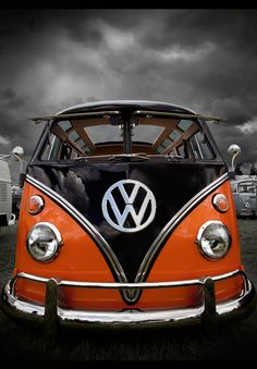 The Amazing SF Giants VW Deluxe!