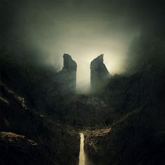 Digital artwork by Michal Karcz