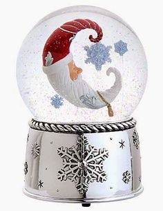 Last day to enter to #WIN our lovely winter dreams Christmas snow globe via @monicaplatz61 - Monicas Rants Raves and Reviews Blog: Santa Claus is Coming #Giveaway - ends Oct. 15! #Christmas