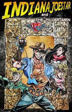 Jojo's Bizarre Adventure Anime, Jojo Bizzare Adventure, Dragon Rey, Joseph Joestar, Jojo Anime, Jojo Parts, Otaku, Jojo Memes, Anime Crossover