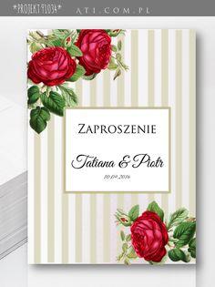 #zaproszenienaŚlub paski, kwiaty