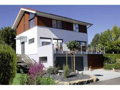 Architektur für die Stadt. Einfamilienhaus. #KOLORAT #Fassade #Haus