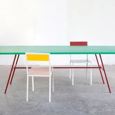 "Belgian studio Muller Van Severen will debut its latest furniture and lighting that ""ooze a sort of fruitiness"" at London gallery Viaduct next month."
