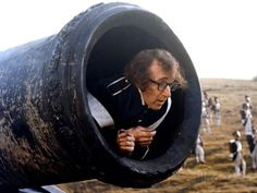 Woody Allen Love and Death 1975 Directed by Woody Allen Photographic Print - AllPosters.co.uk