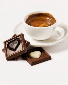 Valentine Chocolate Hearts   Flickr - Photo Sharing!